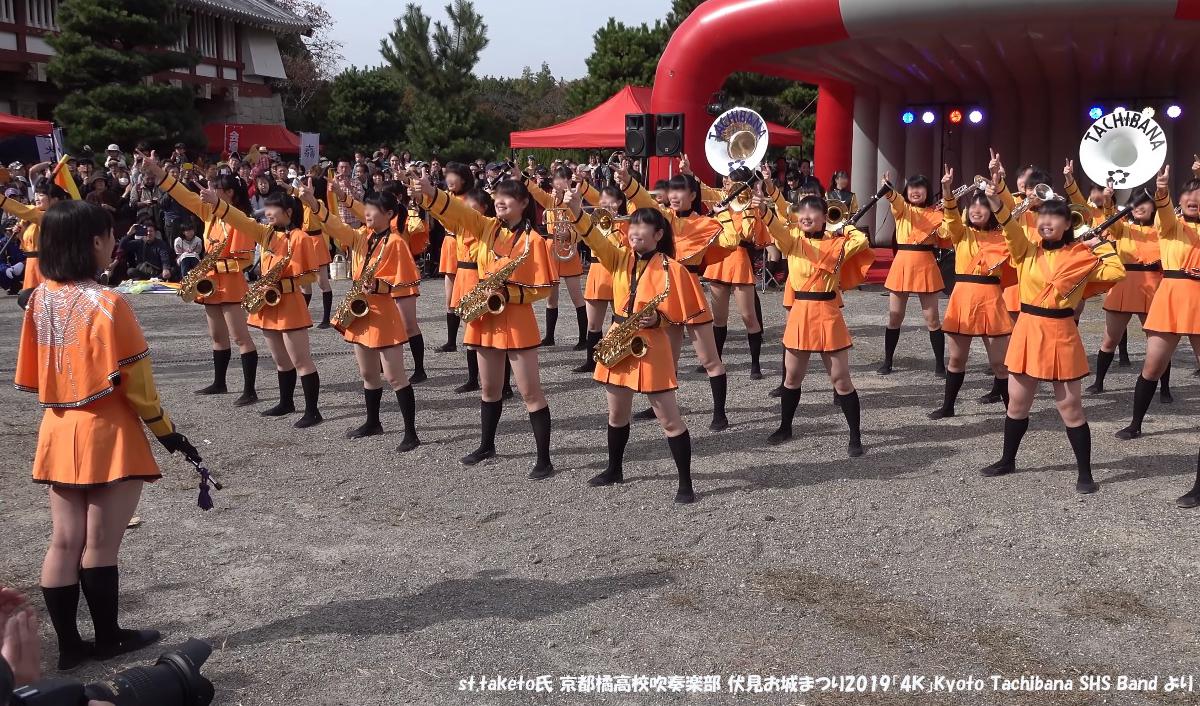 伏見桃山城 お城まつり2019